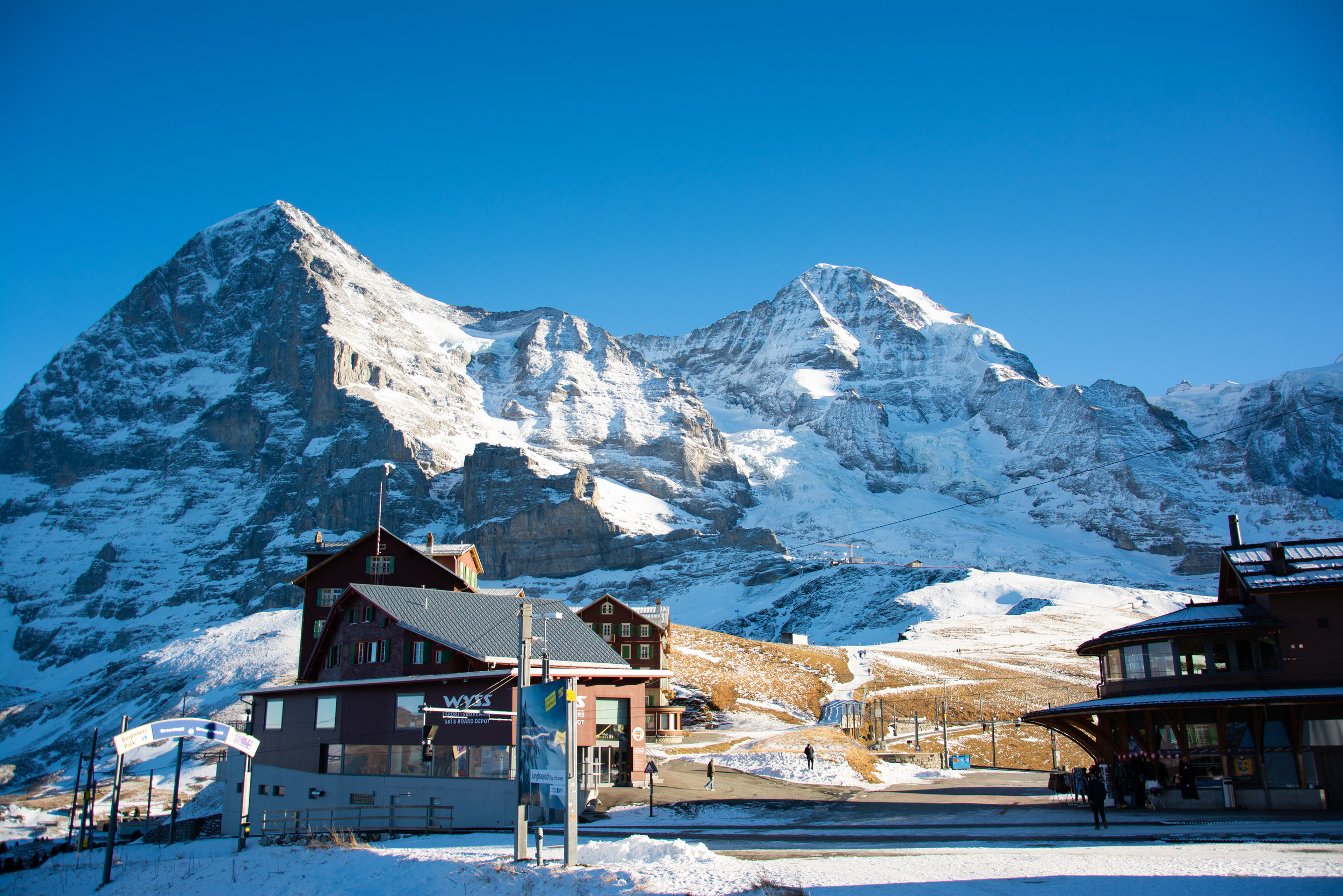 Tiny Town at Grindelwald