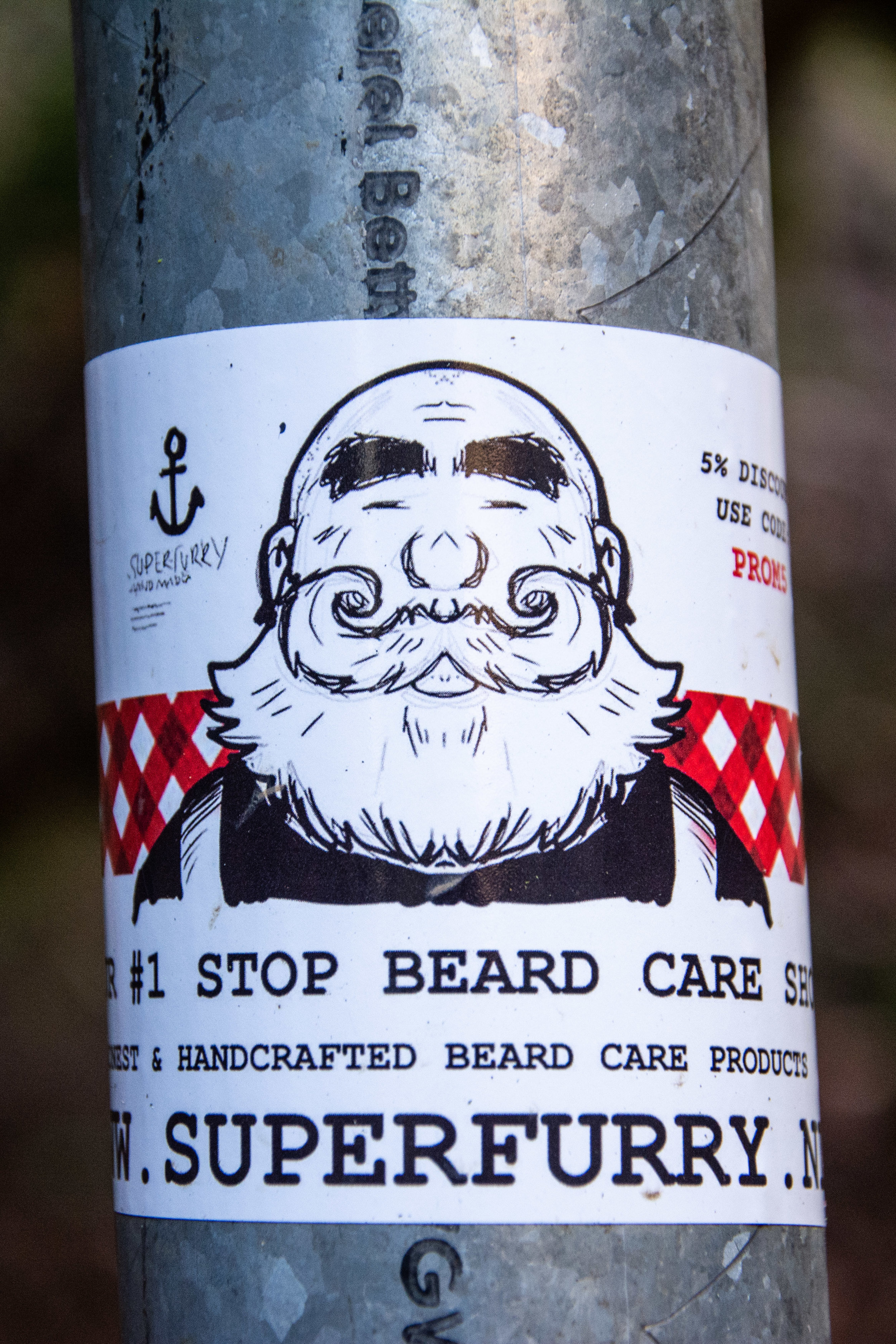Stop Beard Care
