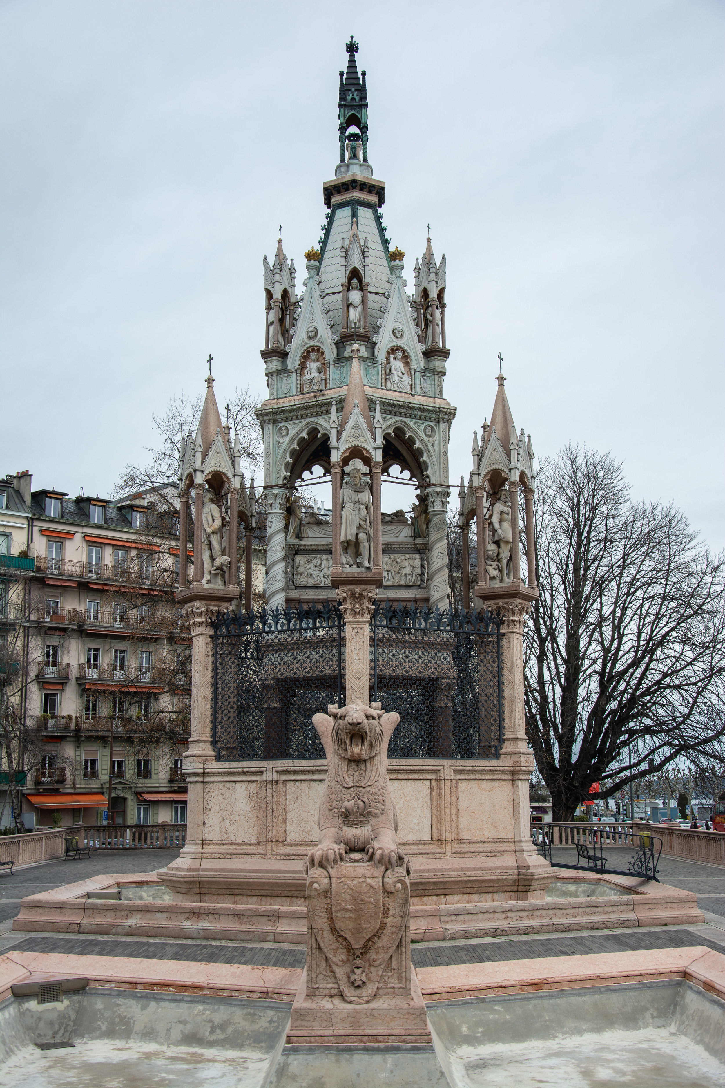 Monument of Brunswick