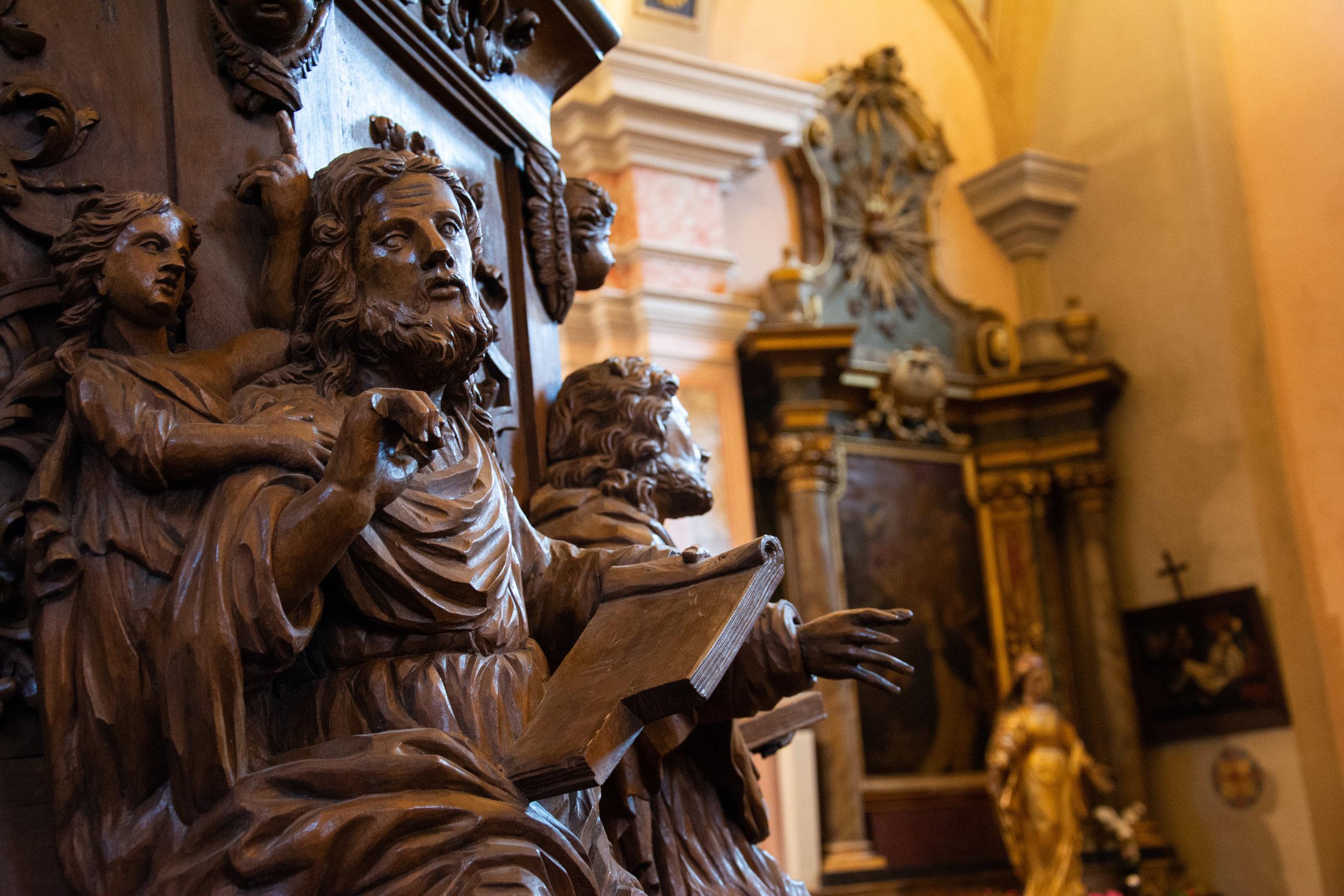 Pulpit Decorations