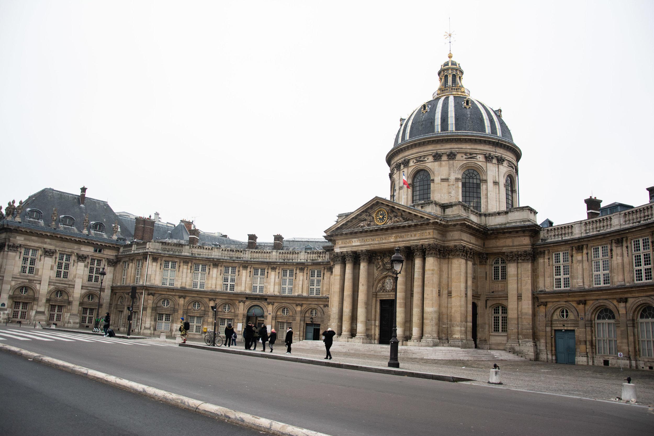 L'Institut du France