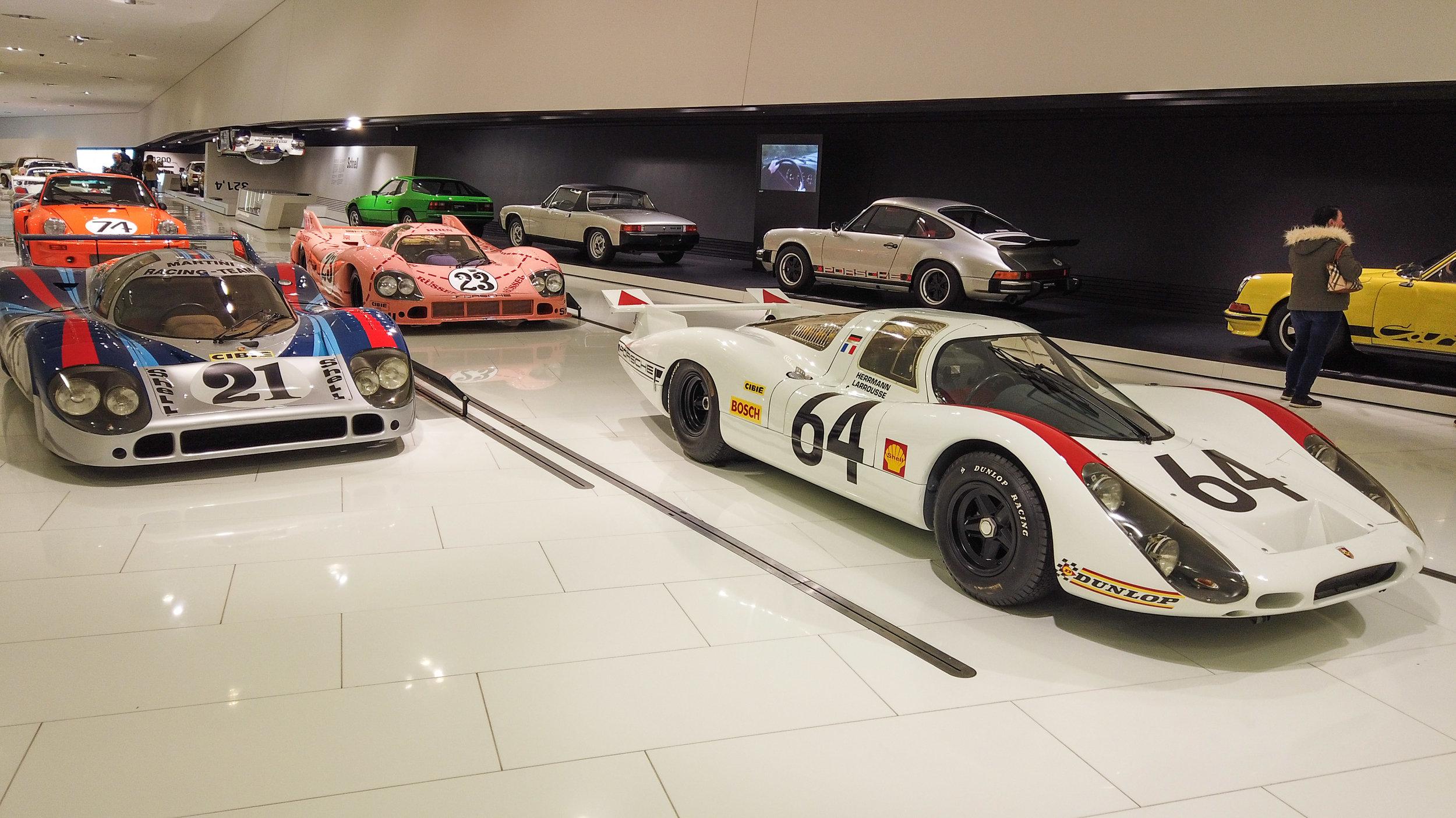 Porsche Museum 5