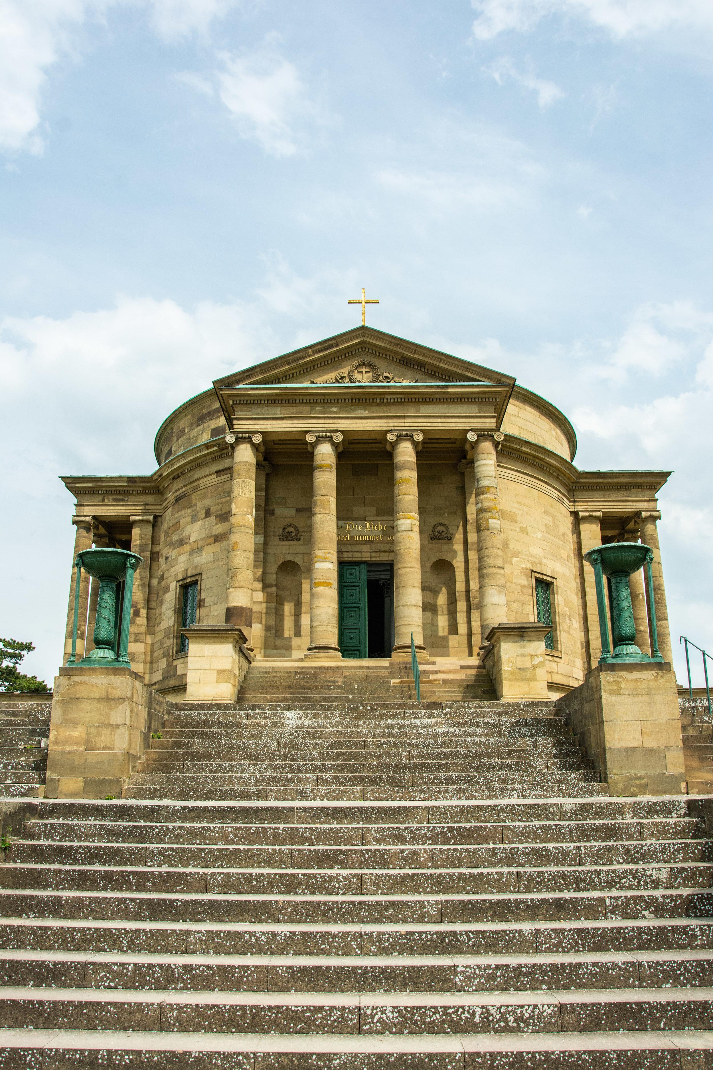 Grabkapelle 2