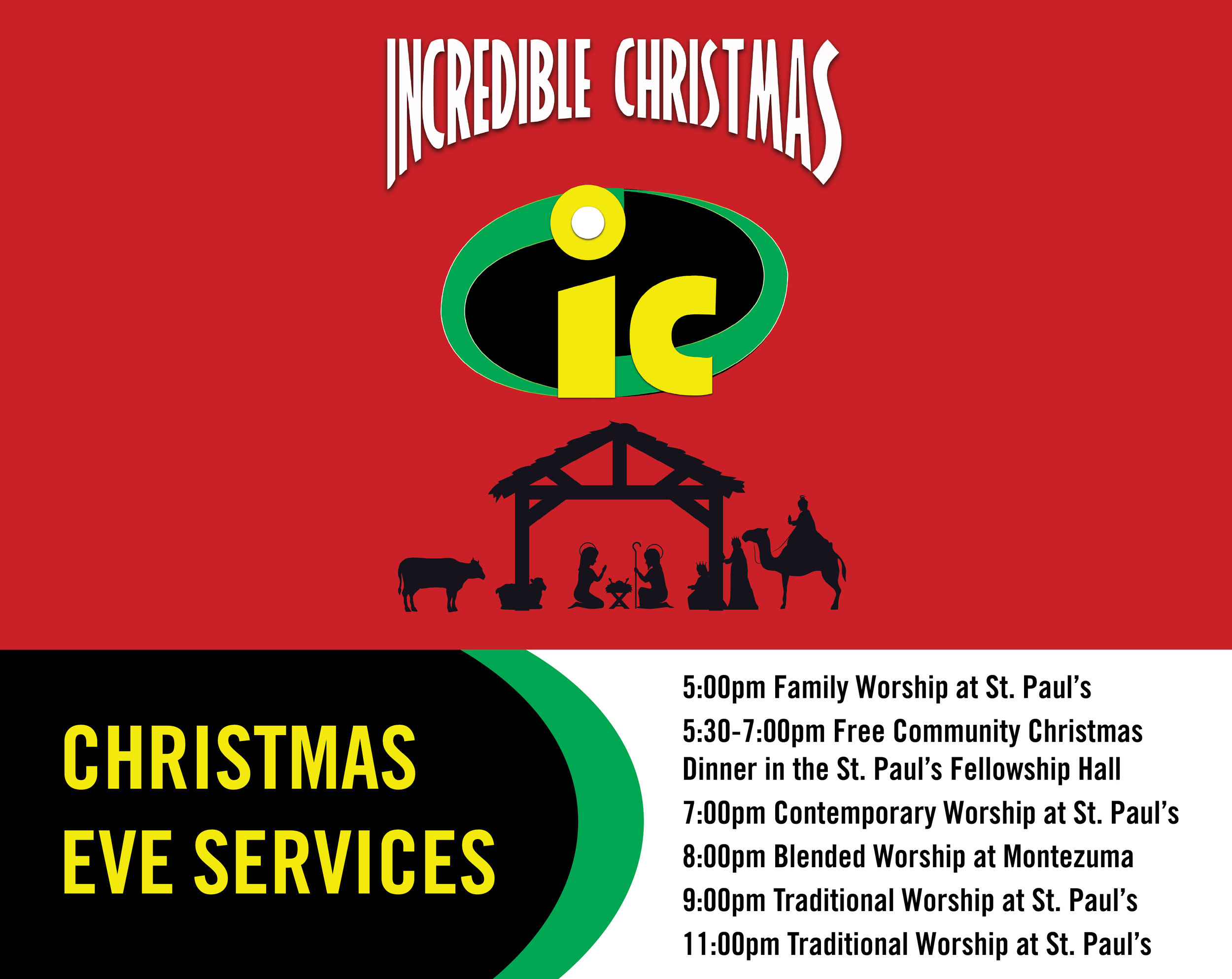 Incredibles Slide with Christmas Eve Schedule.jpg