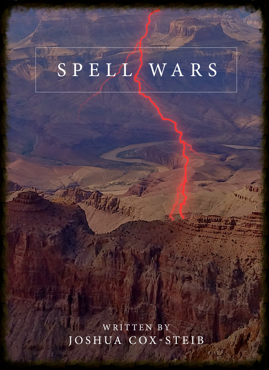 Spell Wars cover