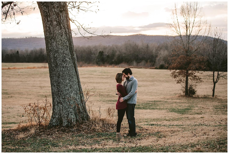 NWA Intimate Romantic Engagement Wedding Photographers_0188.jpg