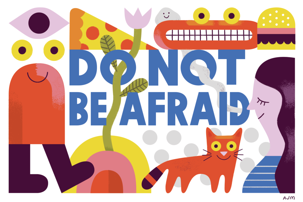 Personal work for Creative Pep Talk