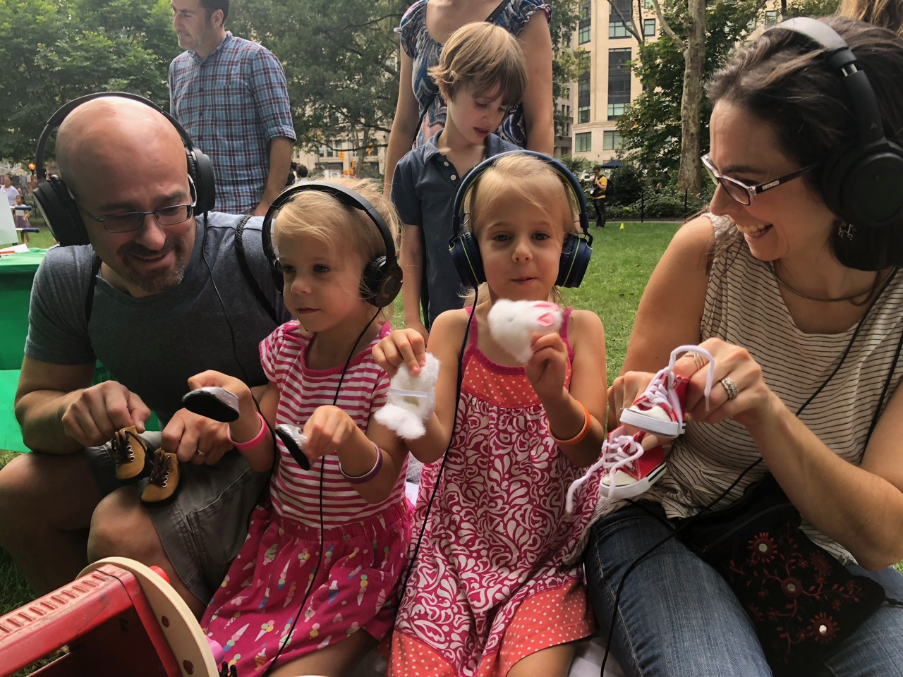 Madison Square Park Kids Fest: Stages in the Square 2018