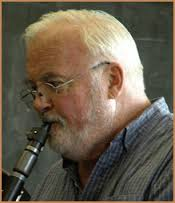 Brad Terry on jazz clarinet.