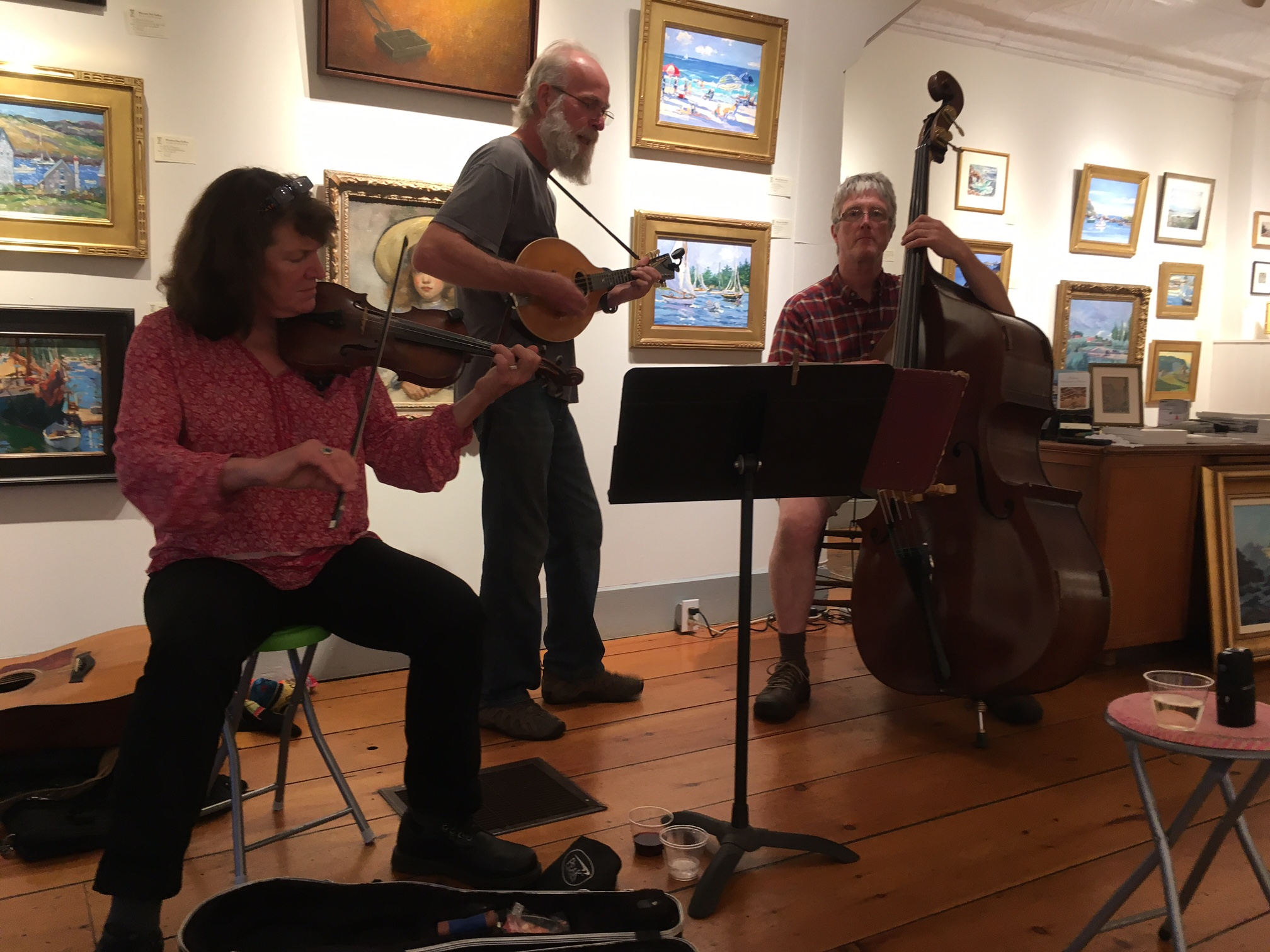 Married with Chitlins in Wiscasset Bay Gallery