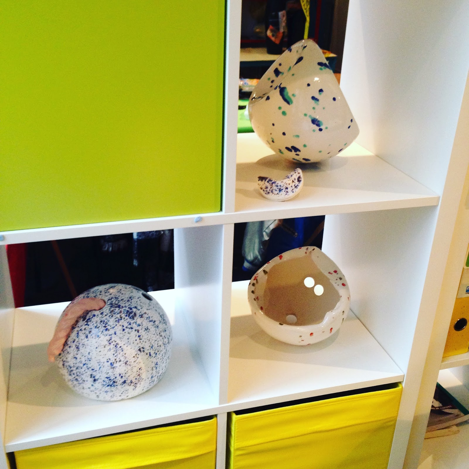 Ceramics by Paloma Proudfoot