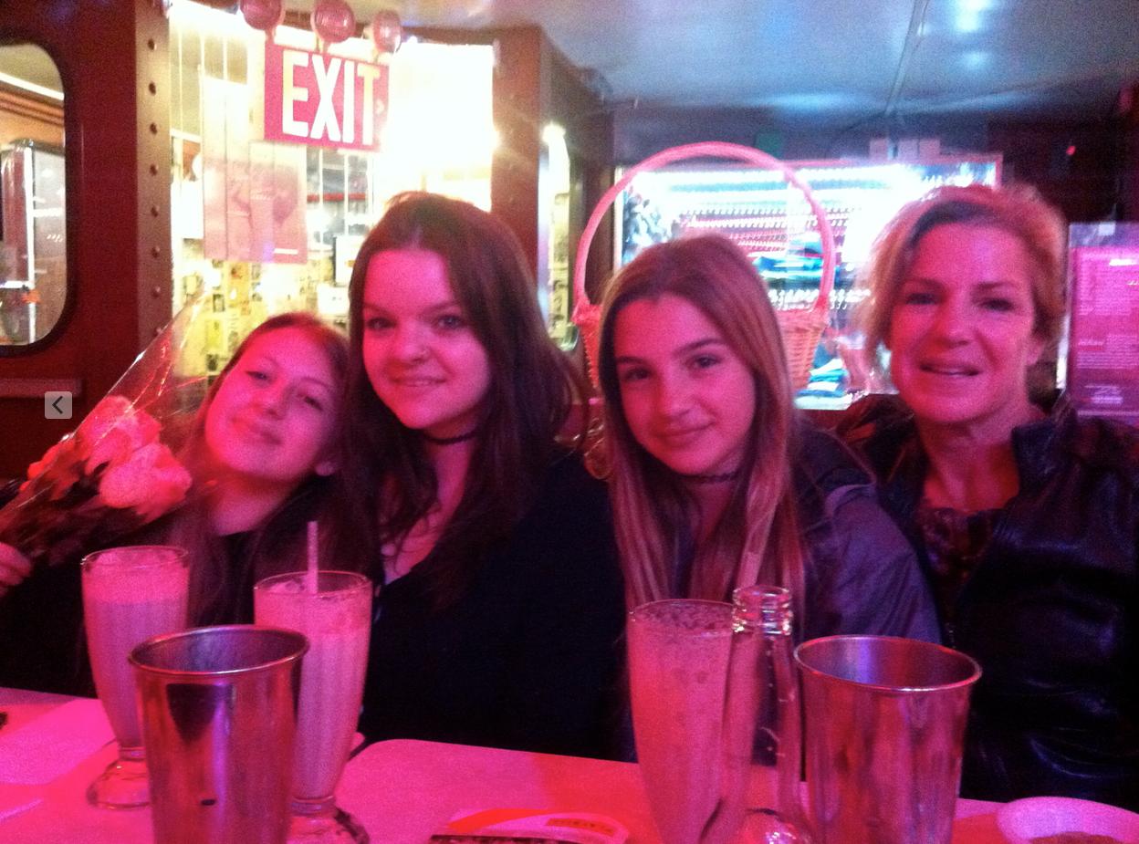 Claudia and the girls milkshakes.png