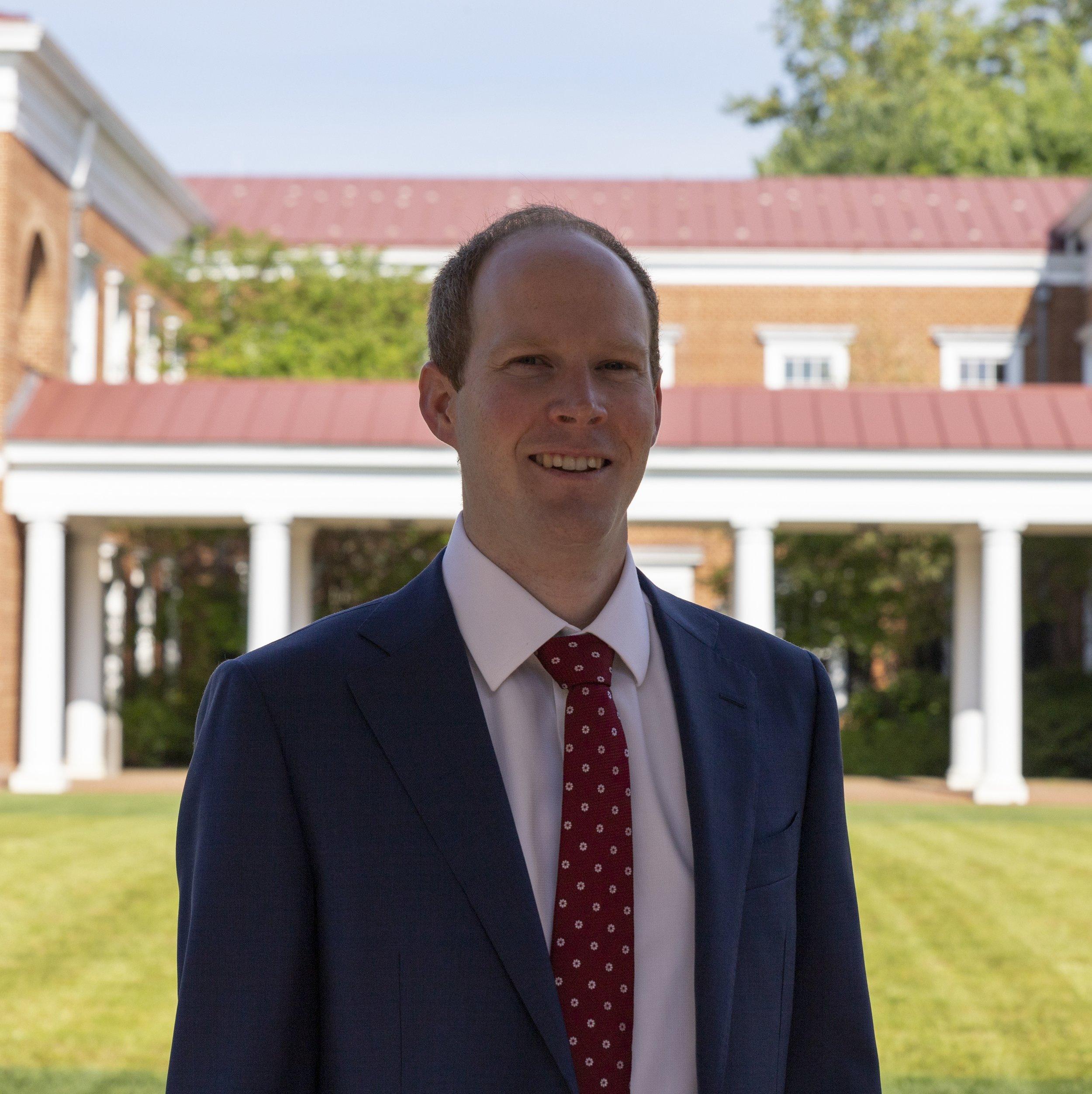 Michael Roebuck, VP Admissions