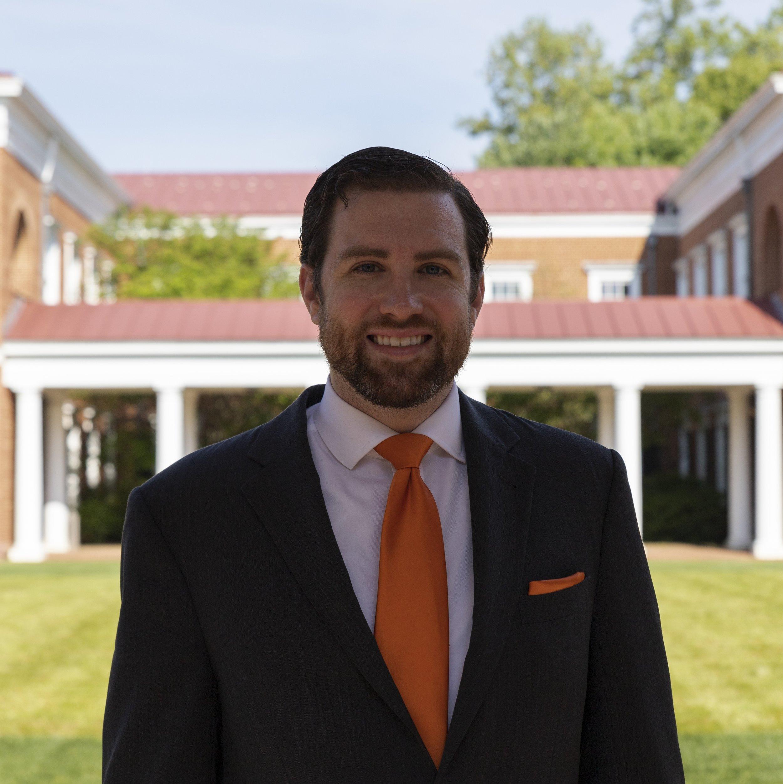 Will Siemer, VP Fundraising