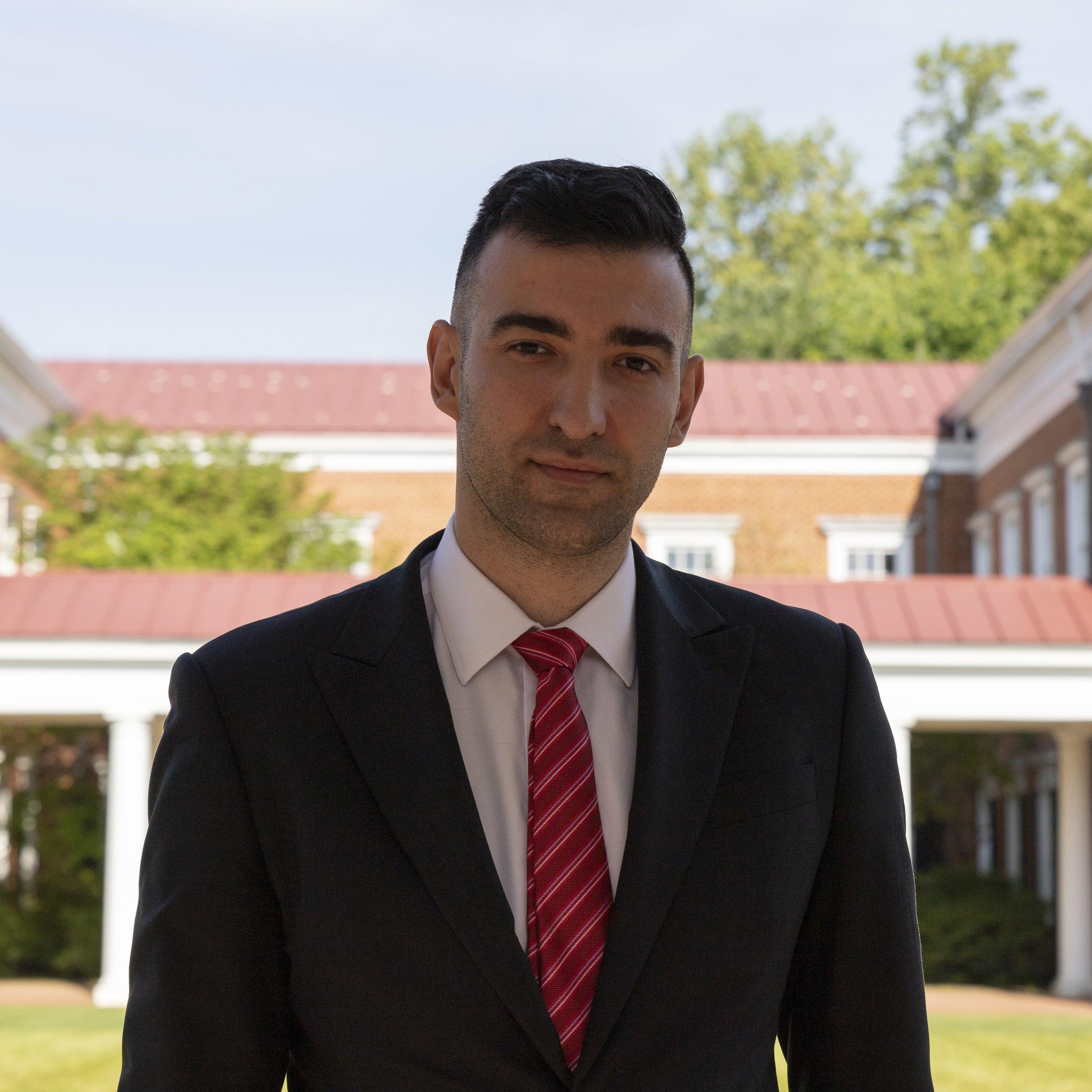 Ruslan Askerov, VP International