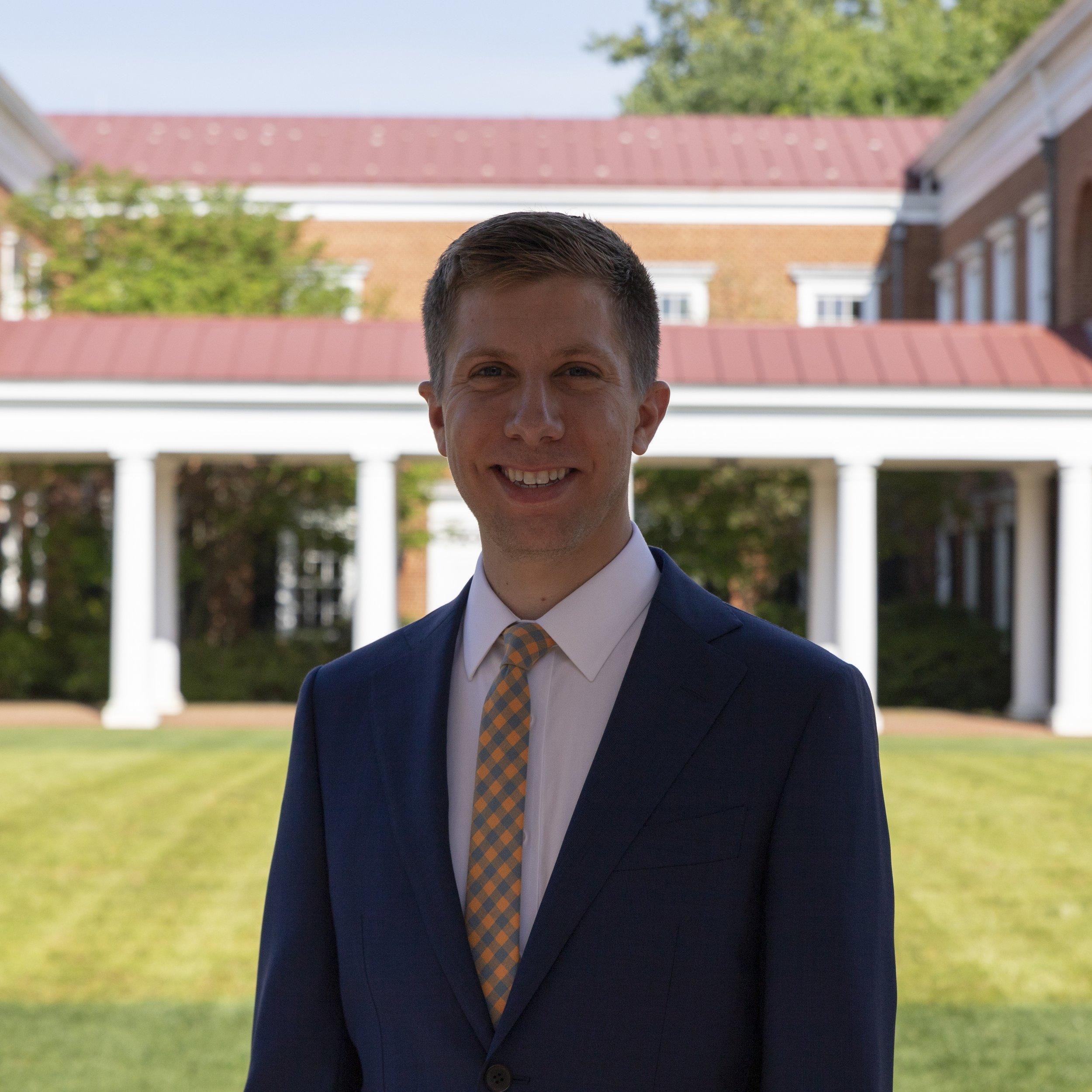 Steven McIntyre, VP Education