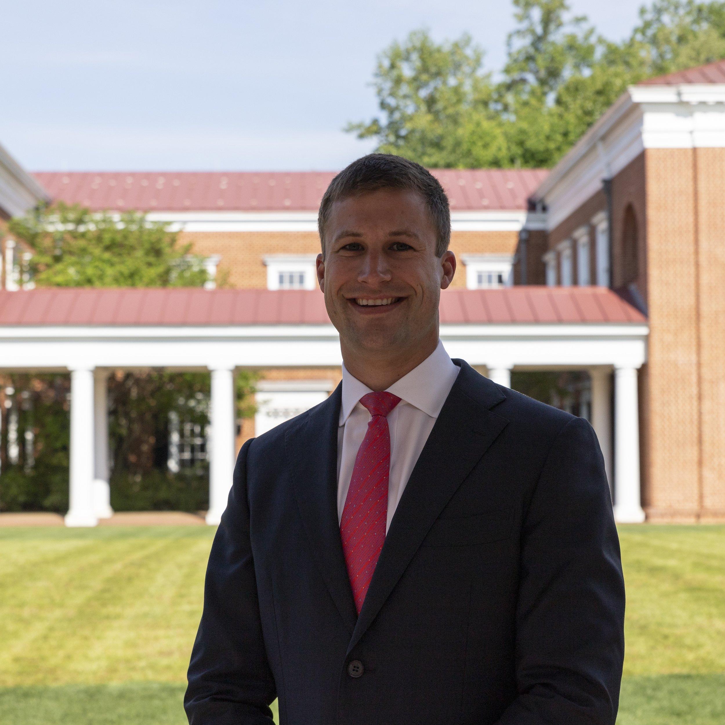 Stuart Mahoney, VP Finance