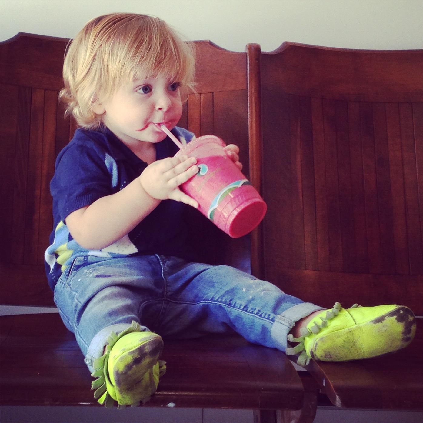 The littlest juicer, Maxim