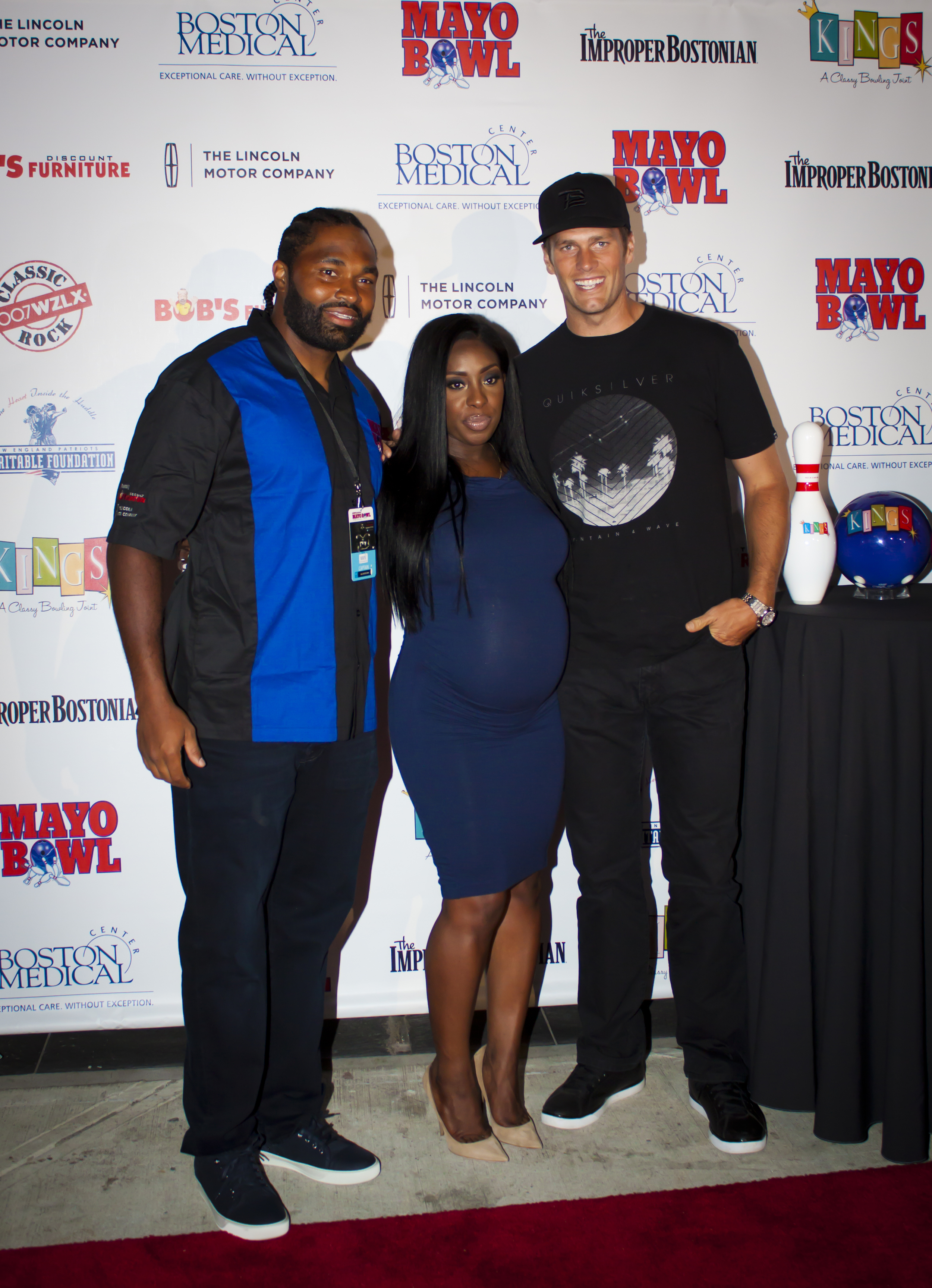 The Mayos and Tom Brady