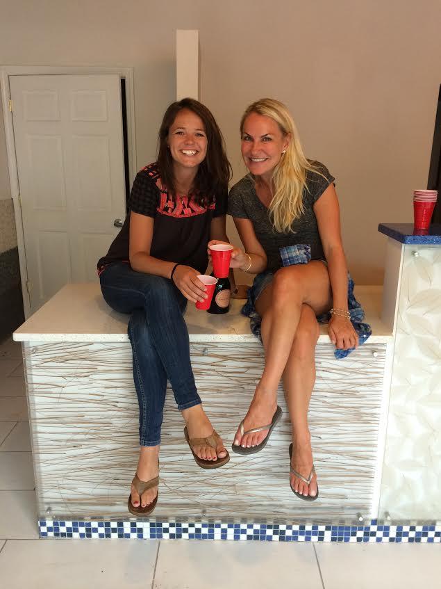 Mother Juice co-founders, Ellen Fitzgerald and Laura Baldini