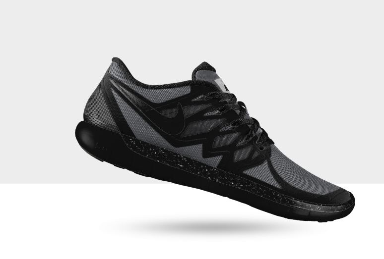 Nike Free Flash 5.0, $150