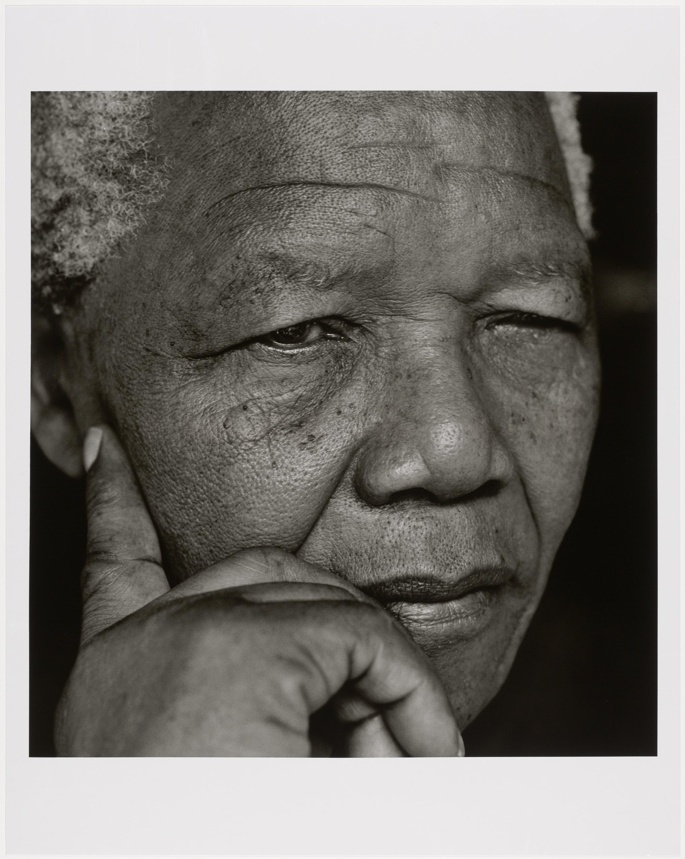 14. Nelson Mandela, Johannesburg, 1994