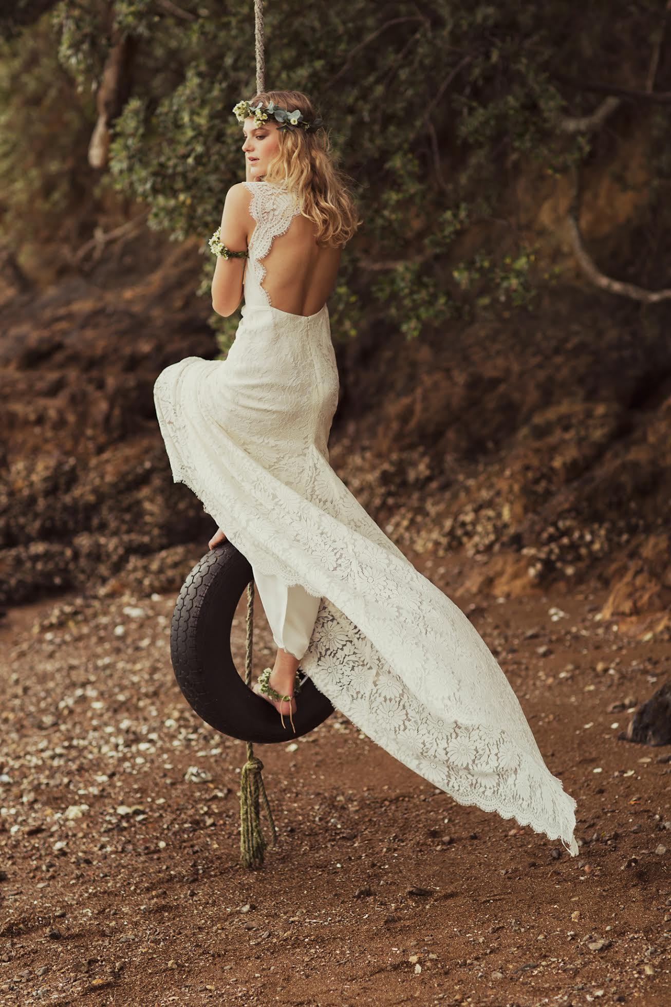 Rue De Seine's Daisy Gown from the Nomadic Love