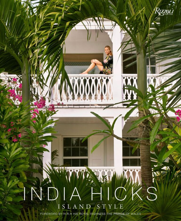India Hicks Island Style Hardcover Book