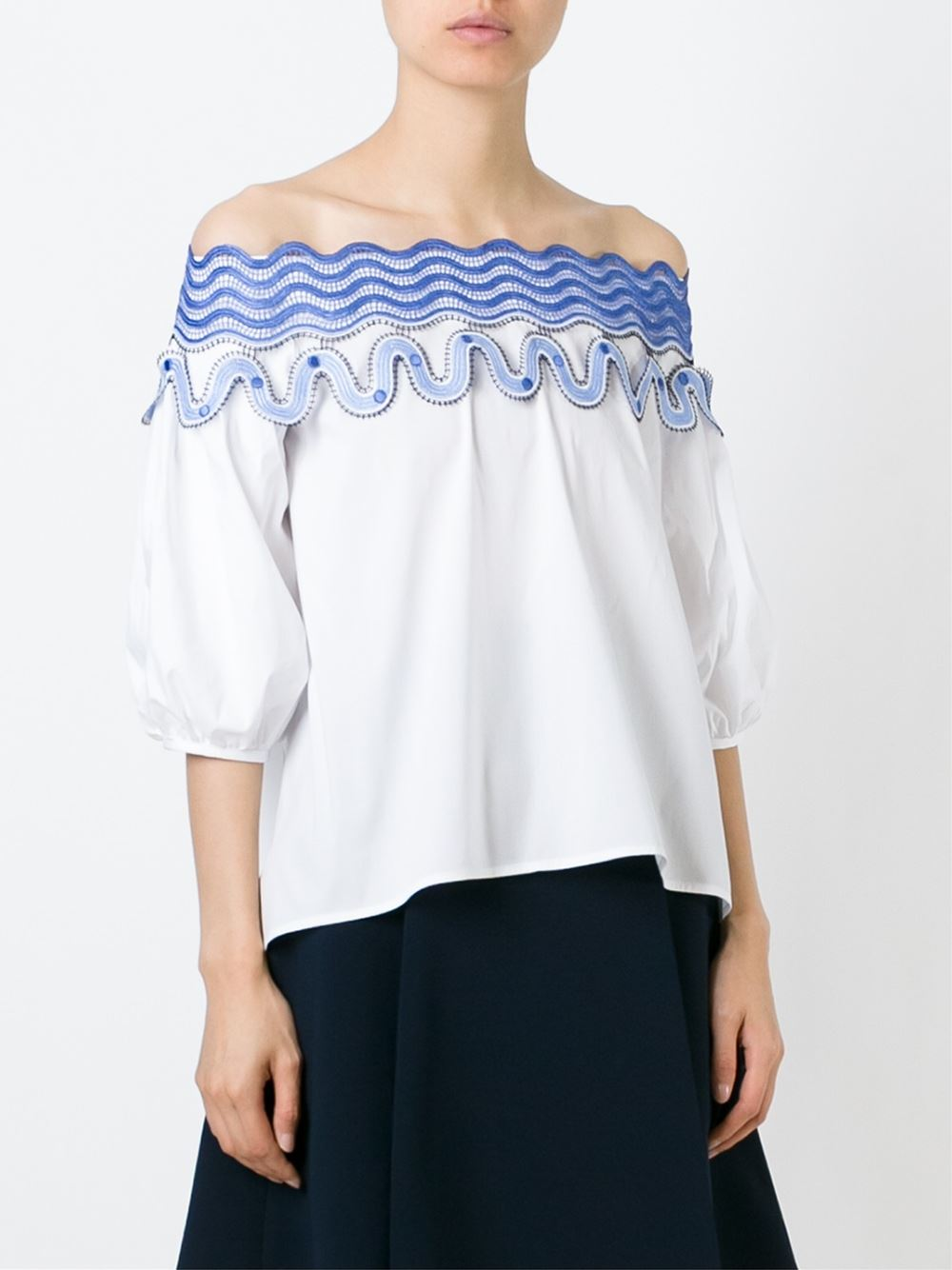 Peter Pilotto Pallas Blouse