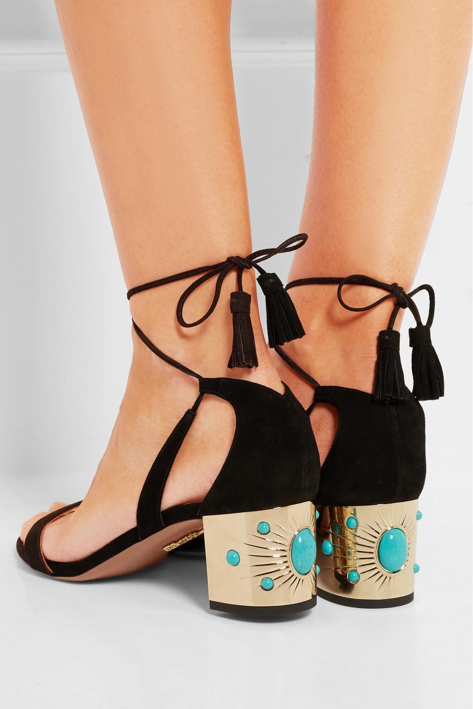 Aquazzura Cleopatra Sandals