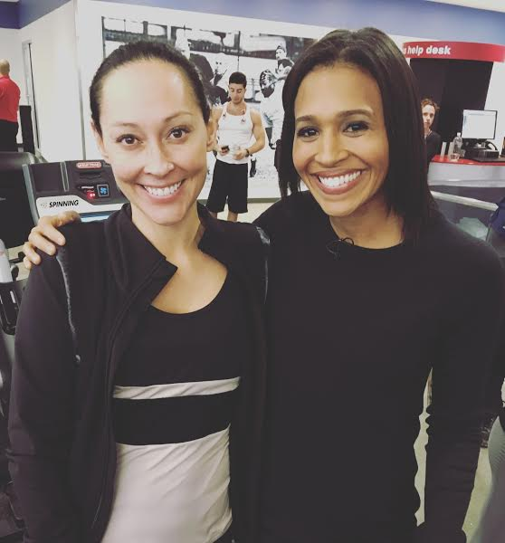 With Shayna Seymour, reporter WCVB's Chronicle