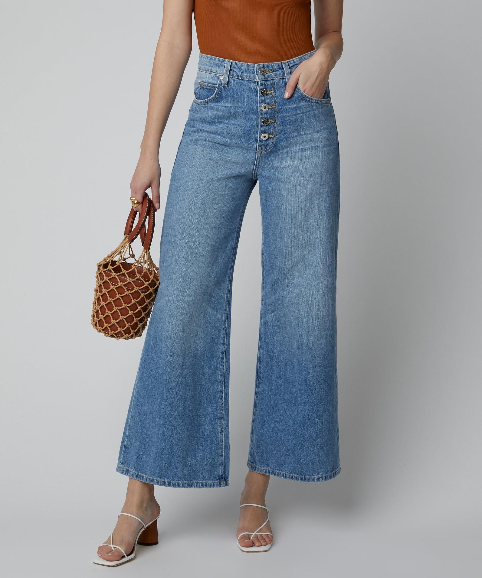 Eve Denim, Charlotte High-Rise jeans