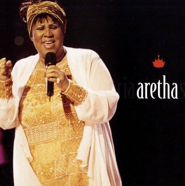 Rest in Peace. I worked with the Queen 👑 Aretha Franklin doing her makeup for the first VH1 Divas Live Show in 1998. This picture was taken during the performance. The show was at The Beacon Theater in NYC and was a private event. Aretha told the theater that if the air conditioner was not turned off, she would not perform (it was summer). They obliged, and turned the air conditioning off...talk about a hot mess. I've never seen so many sweaty people in suites and gowns in my life.