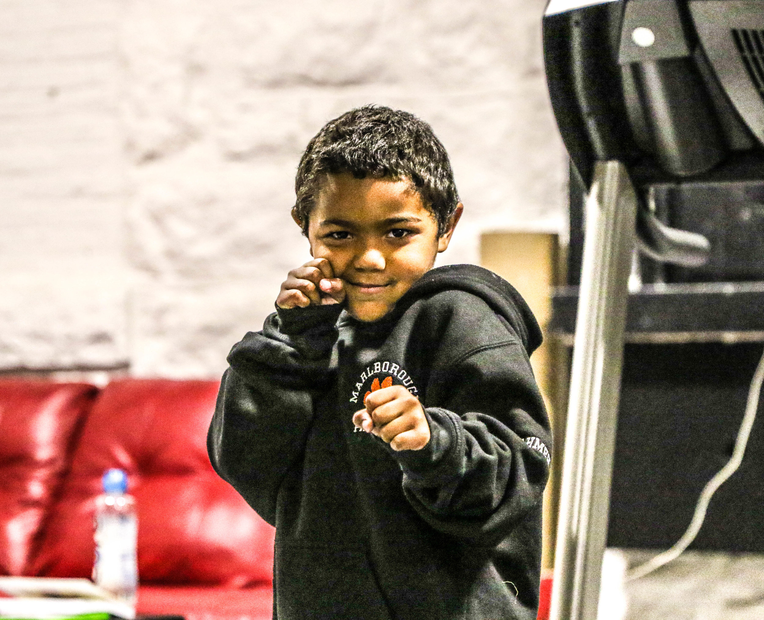Kids Boxing Fitness Lessons Training