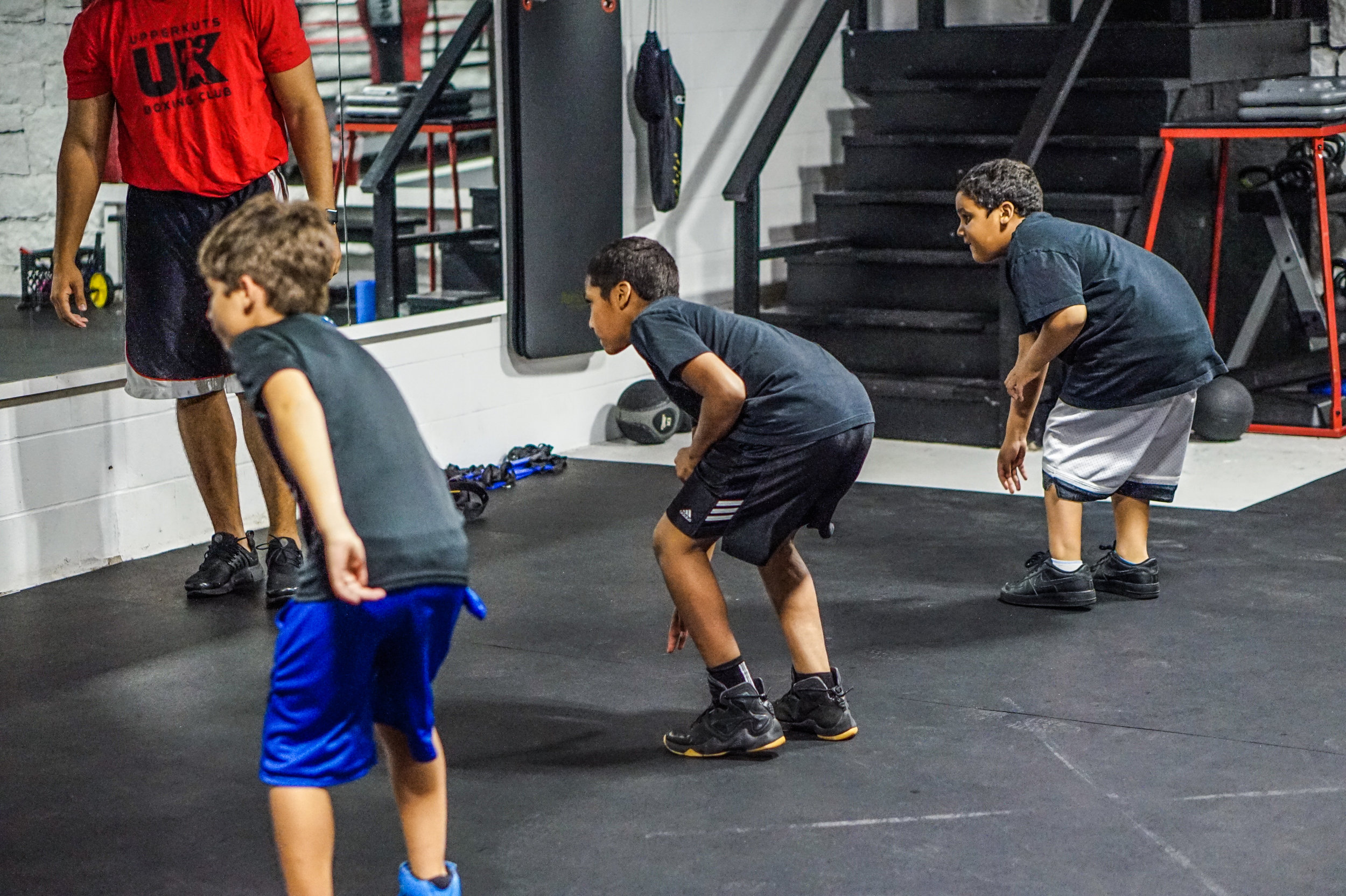 Kids Youth Boxing Lessons and Classes