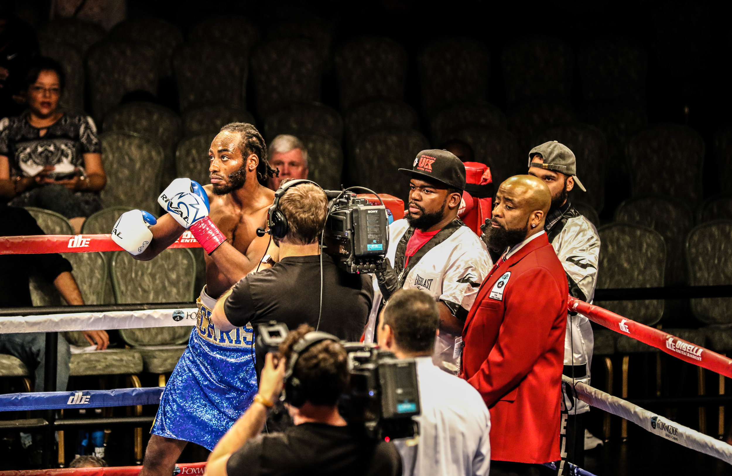 UpperKuts Boxing Club Christopher Davis-Fogg