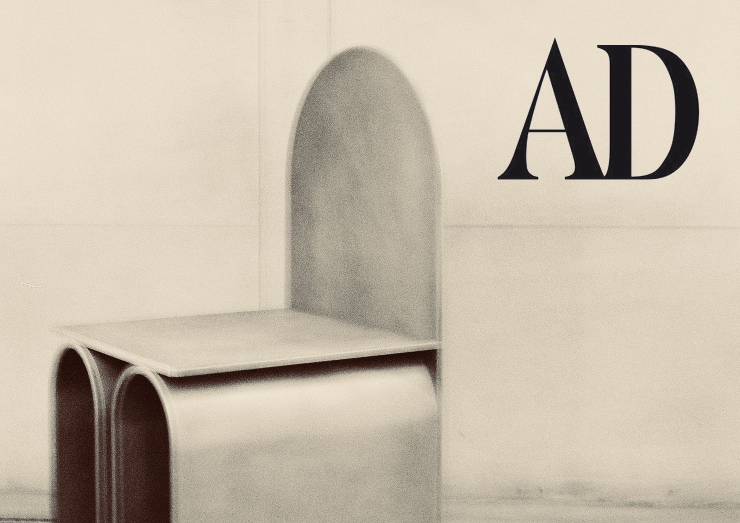 "COLLECTION GIORGIO _ G3 CHAIR IN "" AD GERMANY "" _ APRIL 18"
