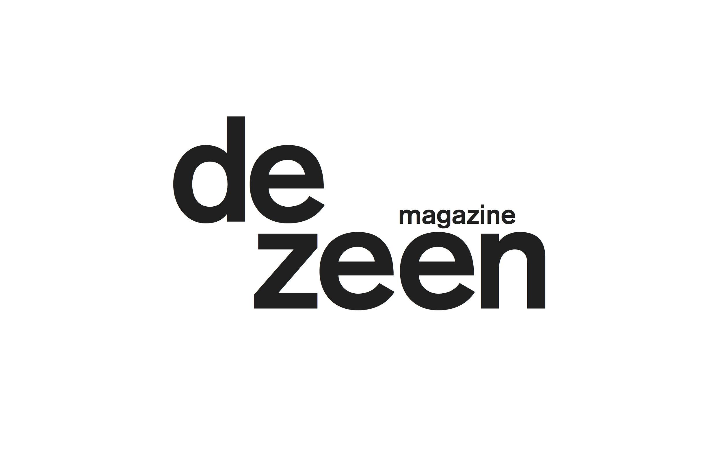 DEZEEN _ APRIL 2018 _  PRIMITIF