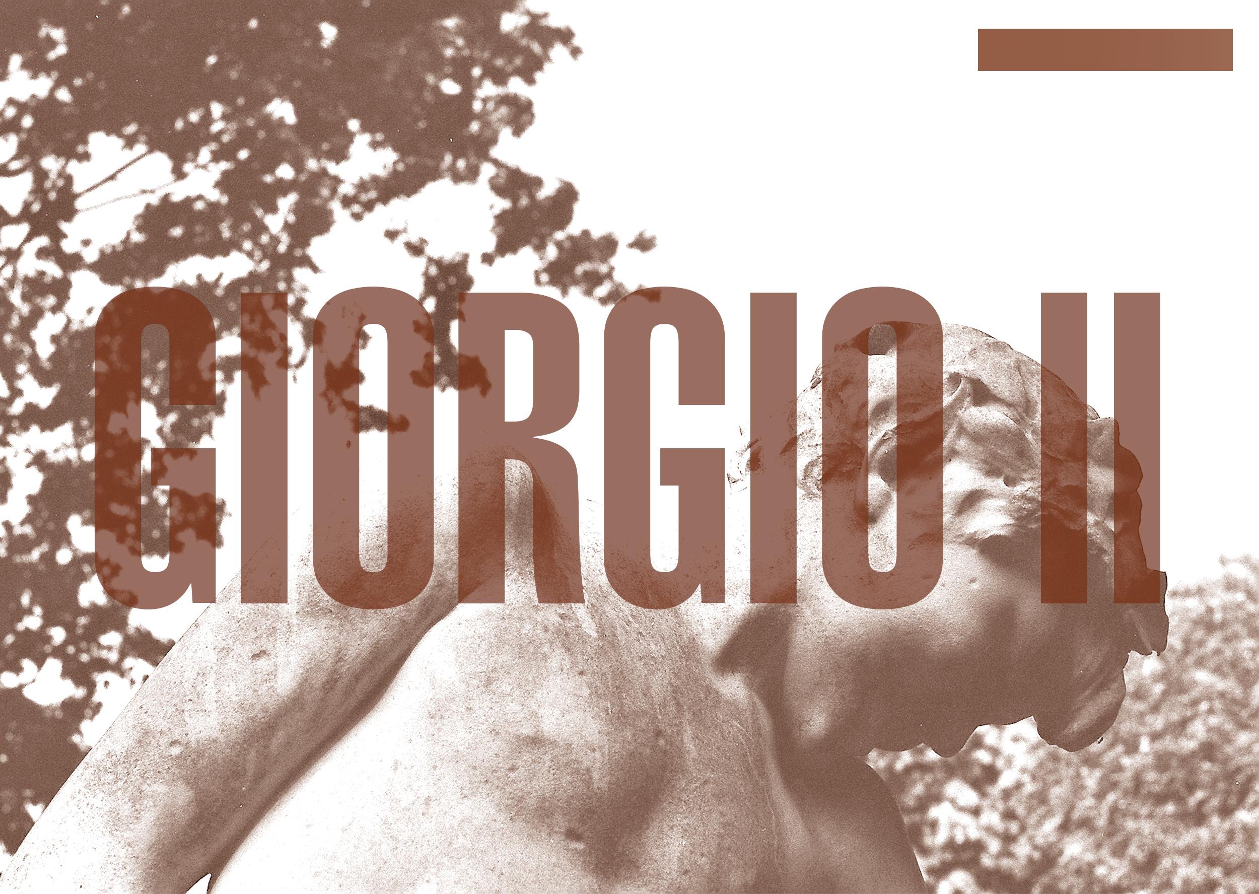 NEW COLLECTION _ GIORGIO II COMING SOON ...
