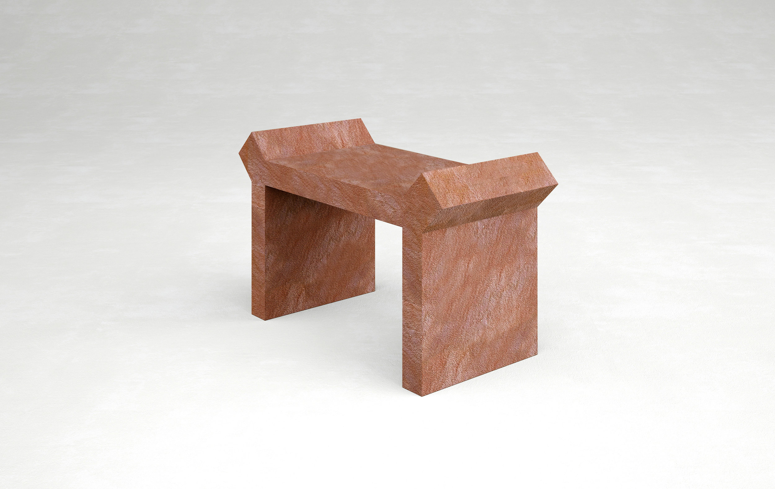 "NEW COLLECTIBLE DESIGN _ ""ORIGINE"" BENCH _ LIMITED EDITION"