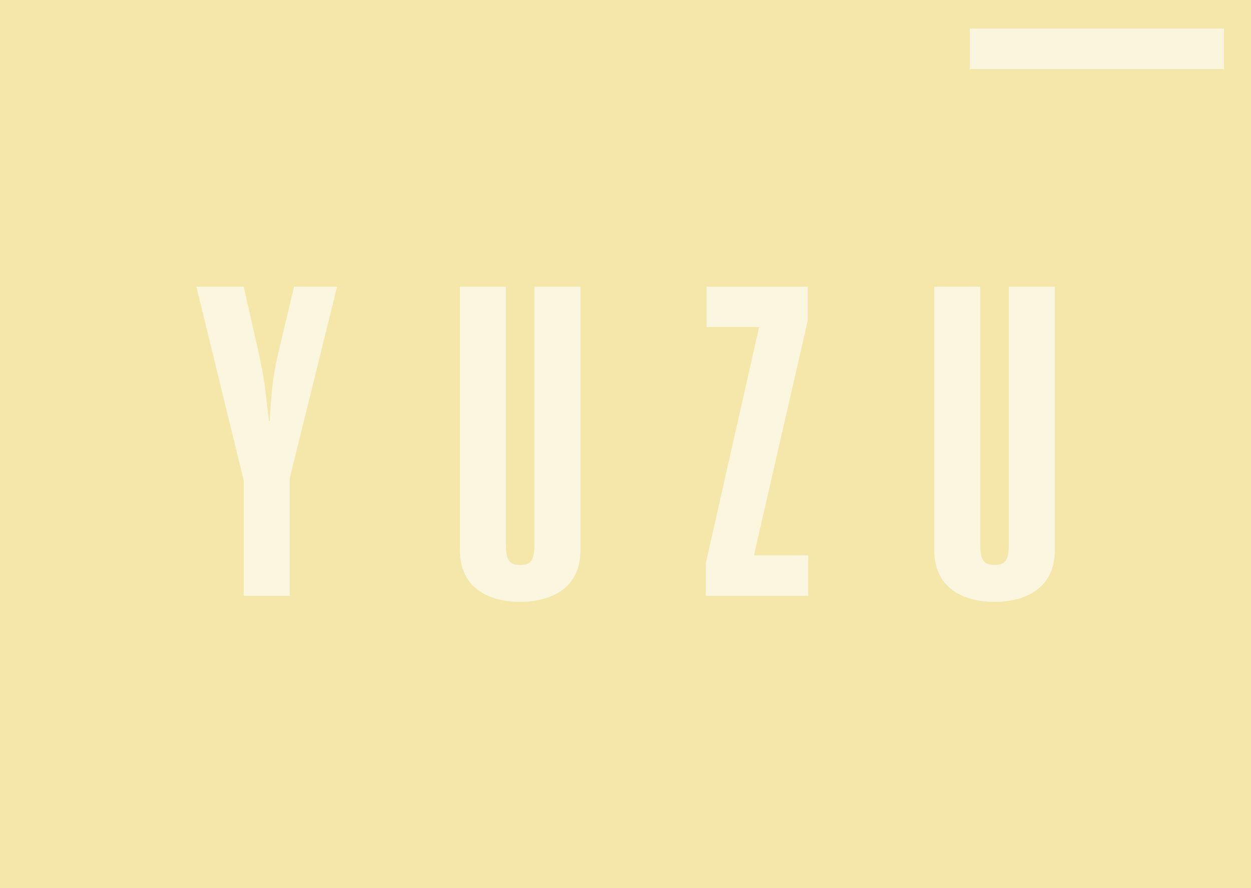 NEW COLLECTION _ YUZU COMING SOON ...