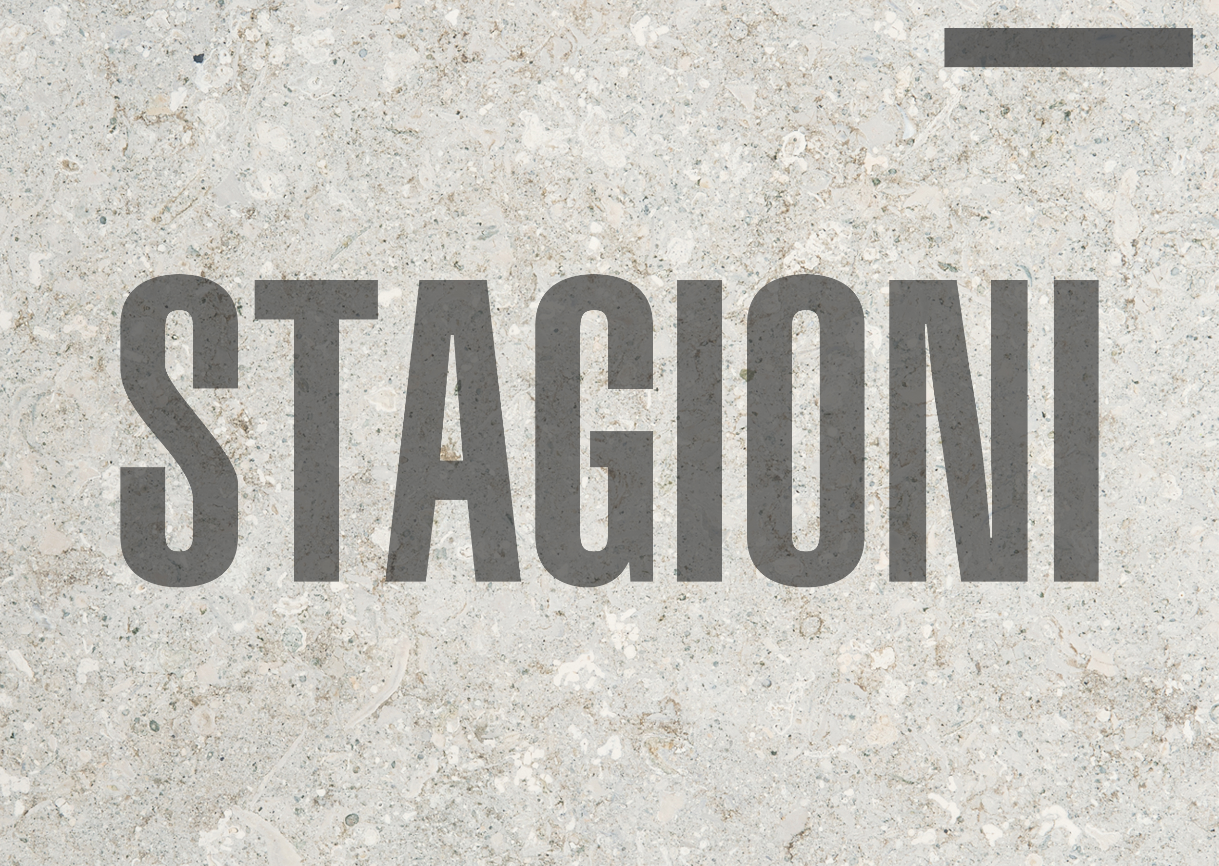 NEW COLLECTION _ STAGIONI COMING SOON ...