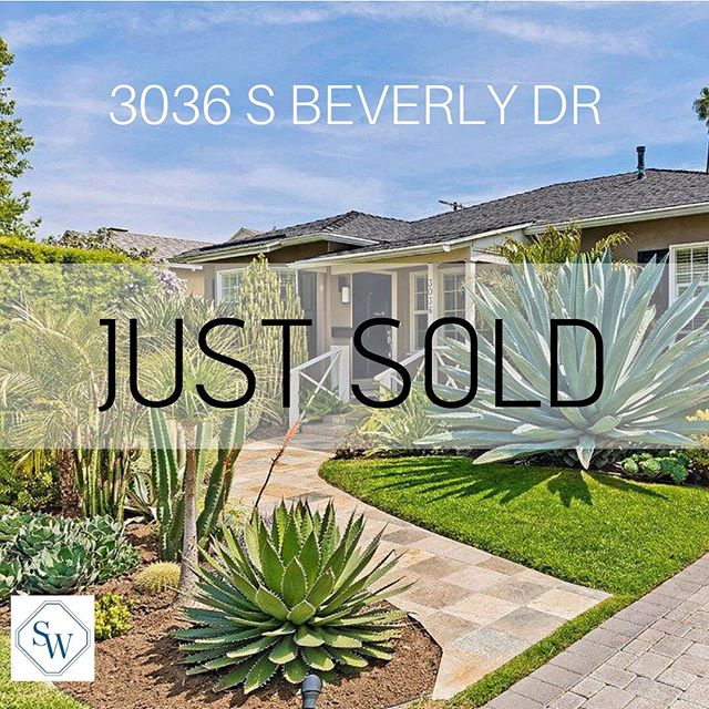 🎉 JUST SOLD 🎉 This darling, perfectly maintained home just sold to our amazing first time home buyer! We were successful in winning out on 10 offers!  It was a beautiful love fest of the sellers & buyer exchanging the keys on their way to move to Palm Springs! Honestly one of the smoothest transactions with such a happy ending!  I love love being of service... there is no greater feeling! Thank you Andrew @ the Ben Lee Team (listing agent) and big thanks to The Hawk @jhawkhomes (my co-buying agent) for being the best!! #WilderPossibilities #SheltonWilderGroup #firsttimehomebuyer #losangelesrealestate #gratefulagent #happyday #justsold #landscapinggoals #cactus