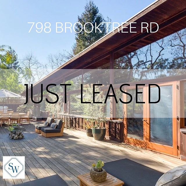 🌿JUST LEASED 🌿 Thrilled for one of my favorite families to call this #RusticCanyon treehouse their home! I love what I do! 🙏 #WilderPossibilities #justleased #SheltonWilderGroup #losangelesrealestate #happyclient