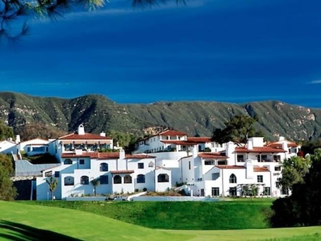 Ojai Valley Inn I Ojai, CA I 75 miles from West LA -