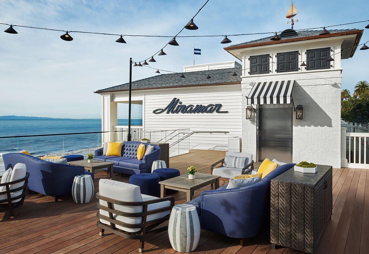 Rosewood Miramar Beach I Montecito, CA I 85 miles from West LA -