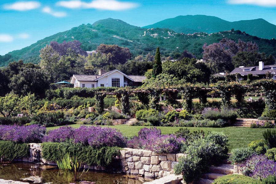 San Ysidro Ranch I Santa Barbara, CA I 90 miles from West LA -