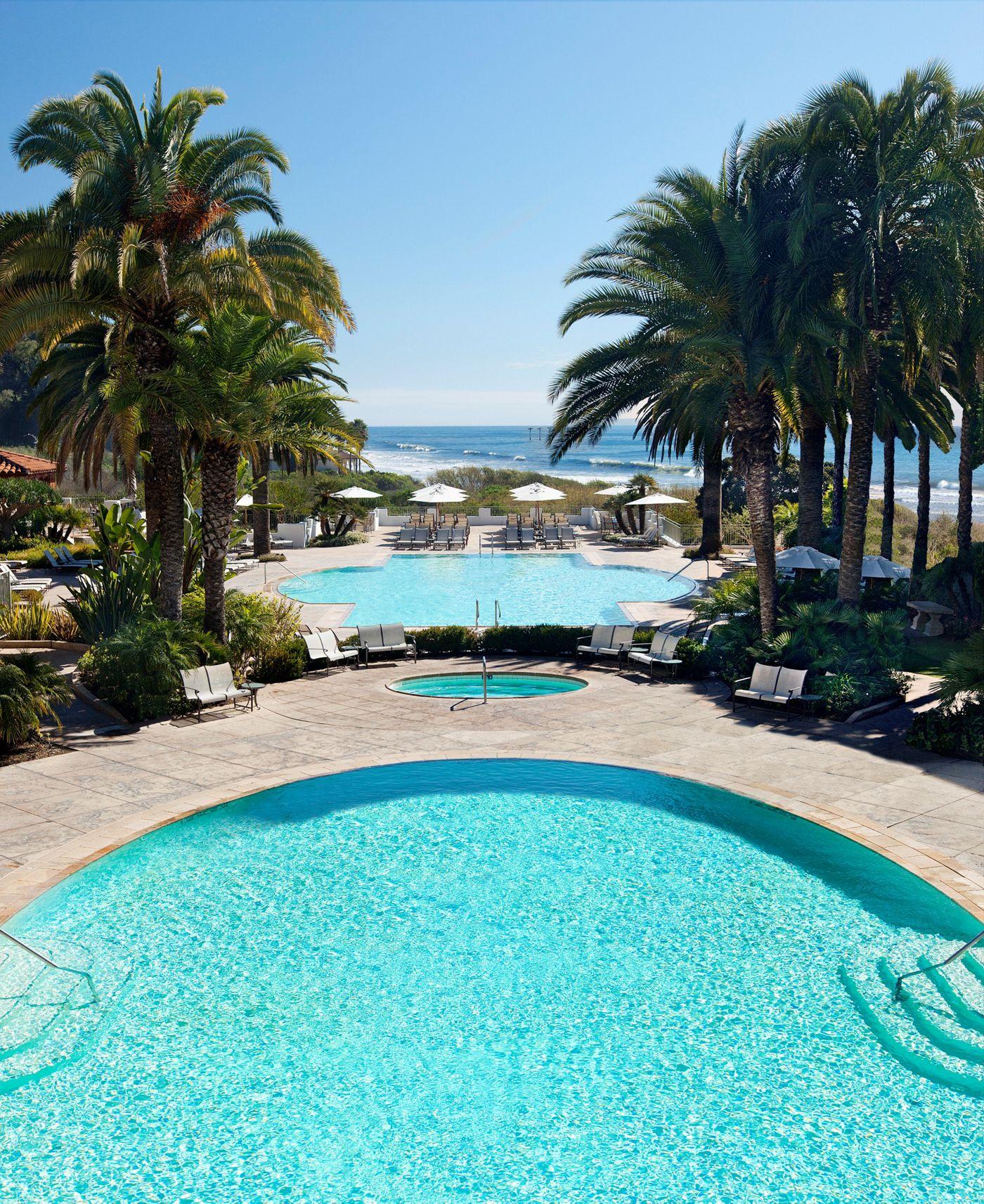 The Ritz-Carlton Bacara Resort I Santa Barbara, CA I 105 miles from West LA -