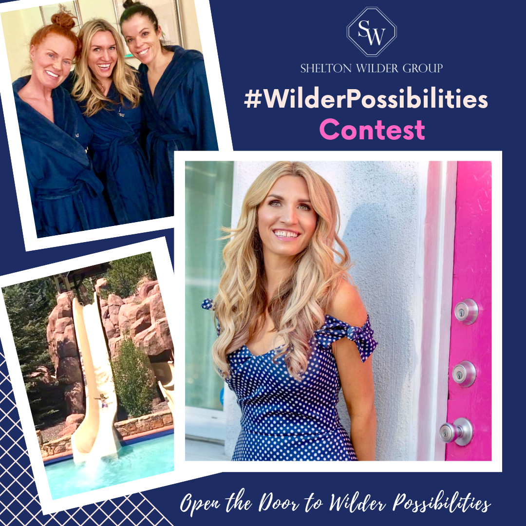 #WilderPossibilities Contest - When you hashtag #WilderPossibilites in your post, you'll be entered into our contest and one lucky winner . . . details below