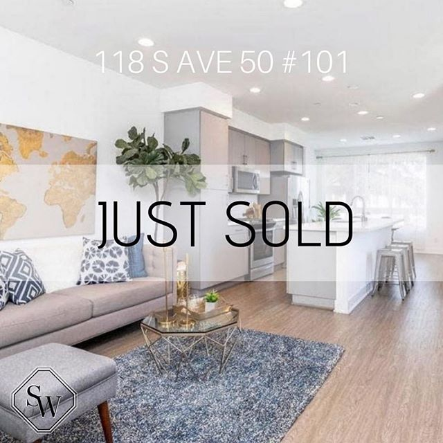 🎉 JUST SOLD 🎉 #HighlandPark is the next hot spot in LA and our amazing buyer loved the NYC vibe & walkability! Great restaurants like @hippohighlandpark & the @highlandparkbowl for concerts are some highlights! Awesome 👏🏻 work @jhawkhomes for scoring this fabulous 2bd/2.5bth for such a lovely gal! #SheltonWilderGroup #WilderWomen #WilderPossibilities #wegowhereourclientsneedus #agentsofcompass #womenofcompass #larealestate